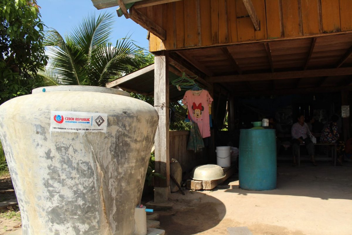 Access to health care, safe water and sanitation for displaced communities in Koh Kong province