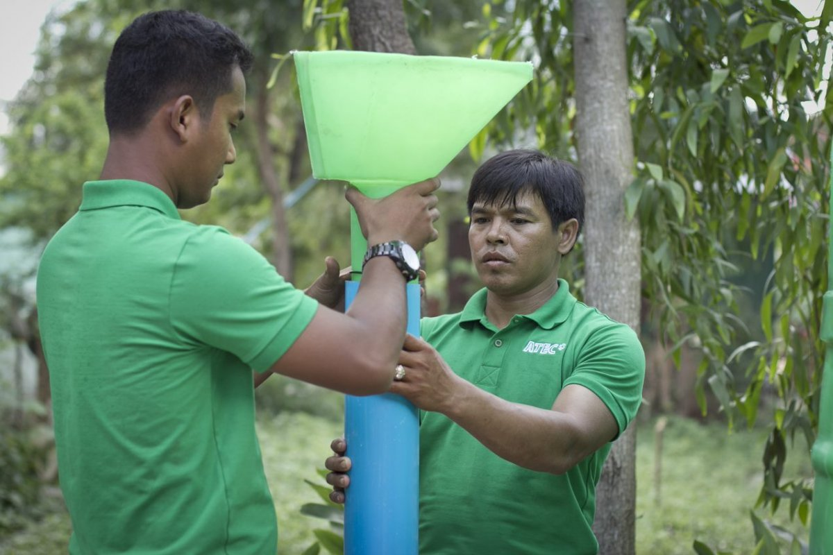 Promotion of sustainable distribution of renewable energy sources in Cambodia's rural areas