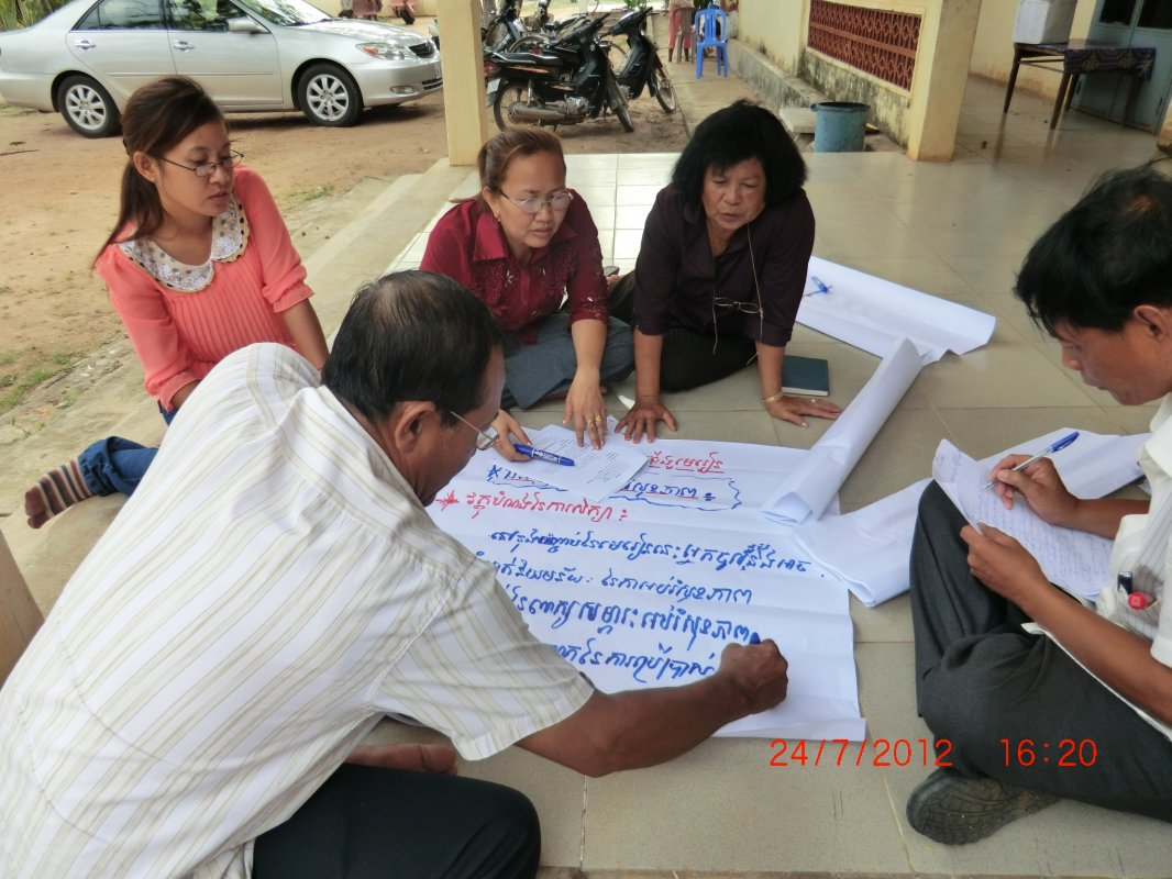 Disaster Risk Reduction and Preparedness in Cambodia