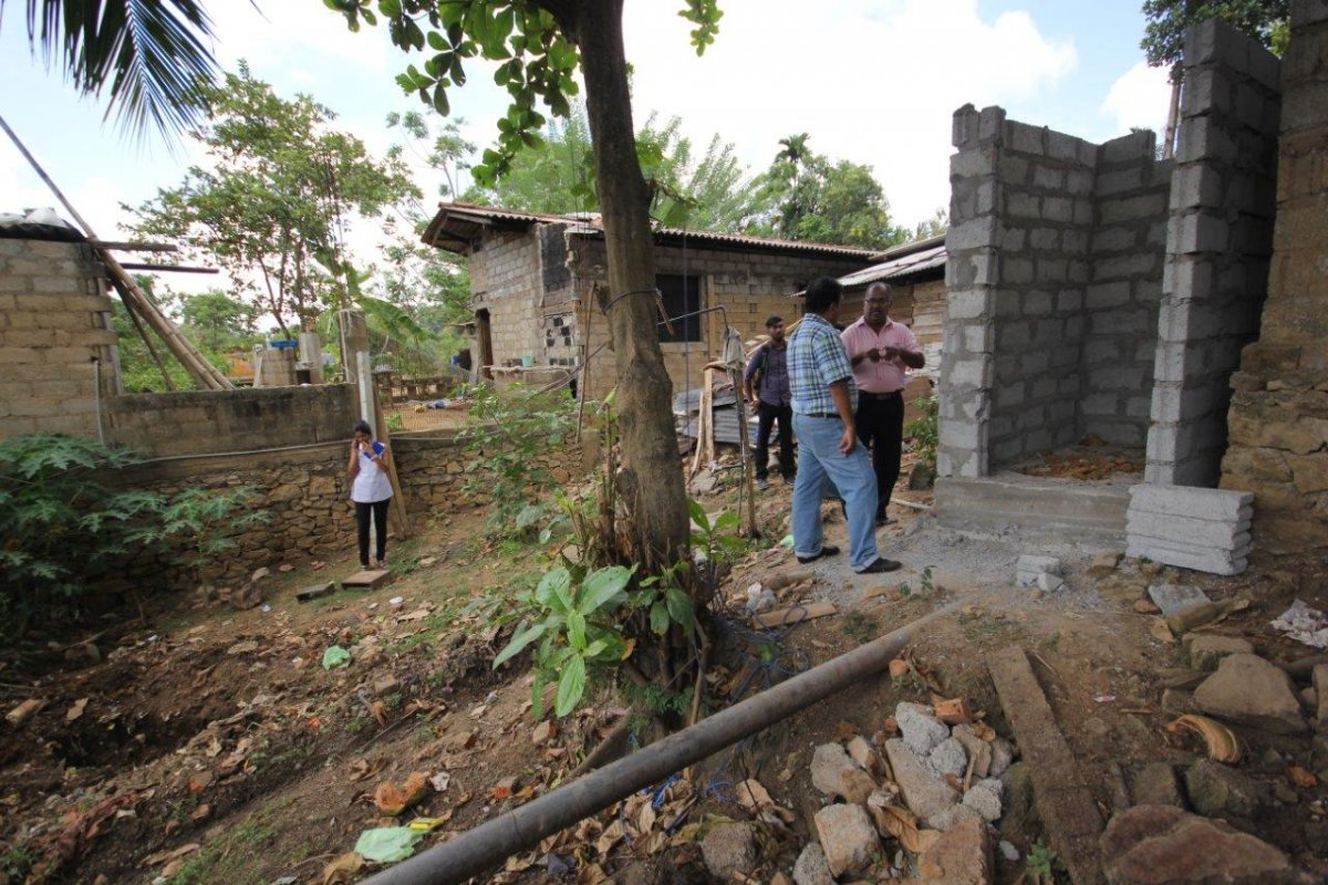 Improving Basic Infrastructure of Communities Affected by Floods