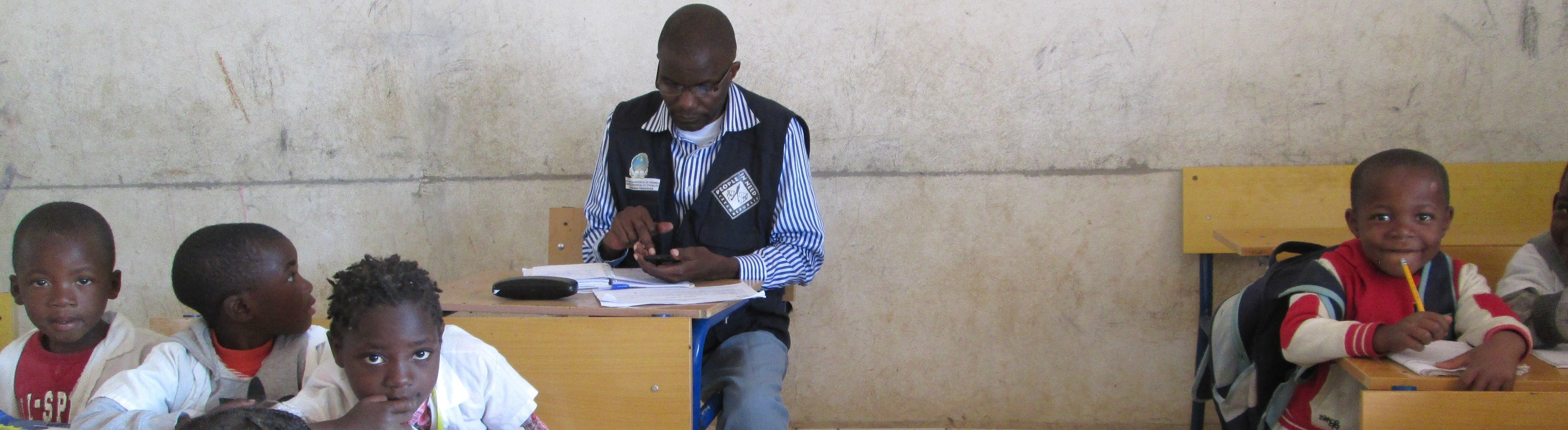 People in Need's EMA App is Improving Education in Angola