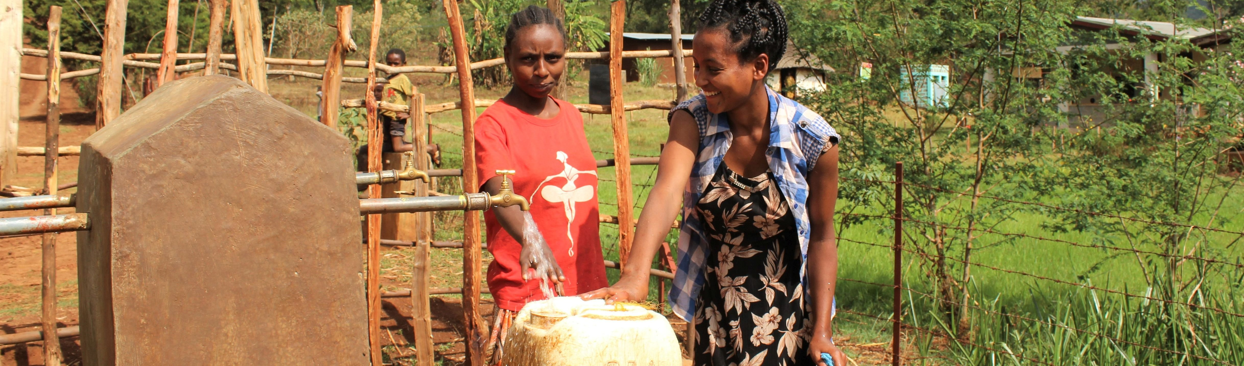 BLOG: Malnutrition, infection and BabyWASH. from research to realisation in Ethiopia