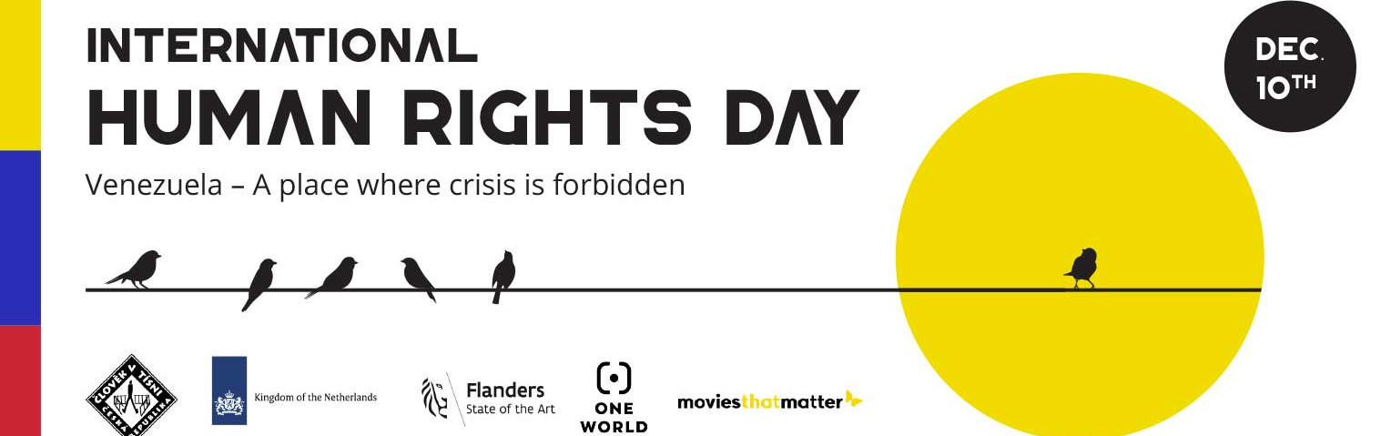 International Human Rights Day - Invitation to online event