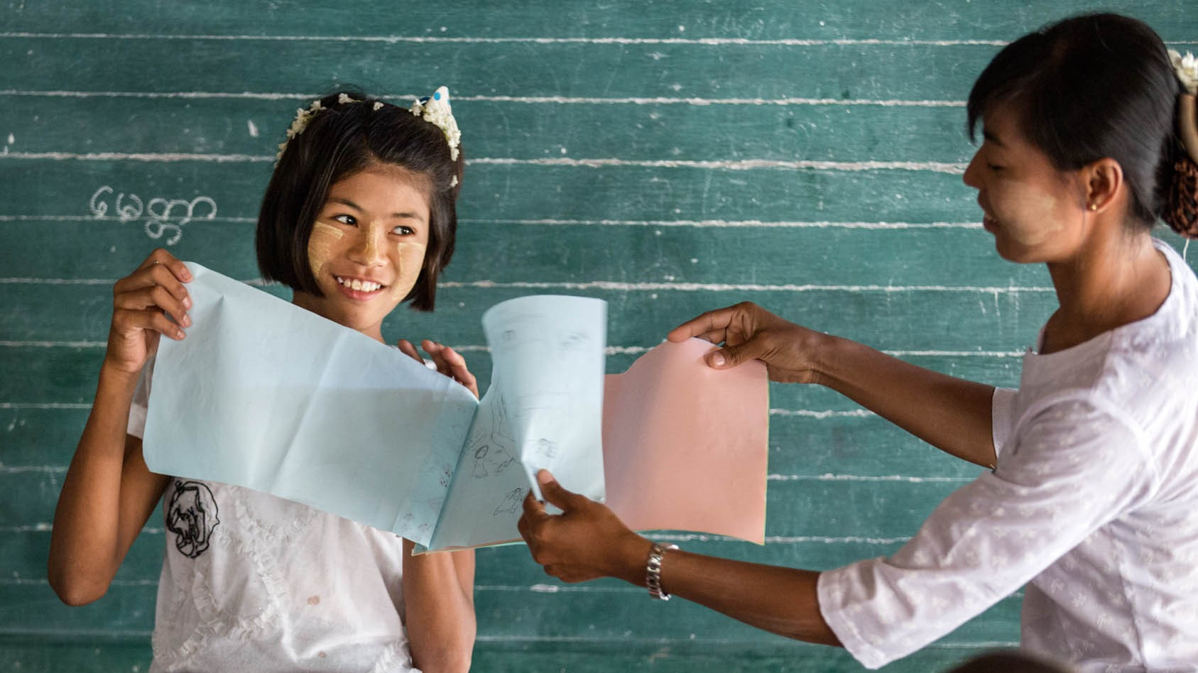 Cambodia: Education & Skills