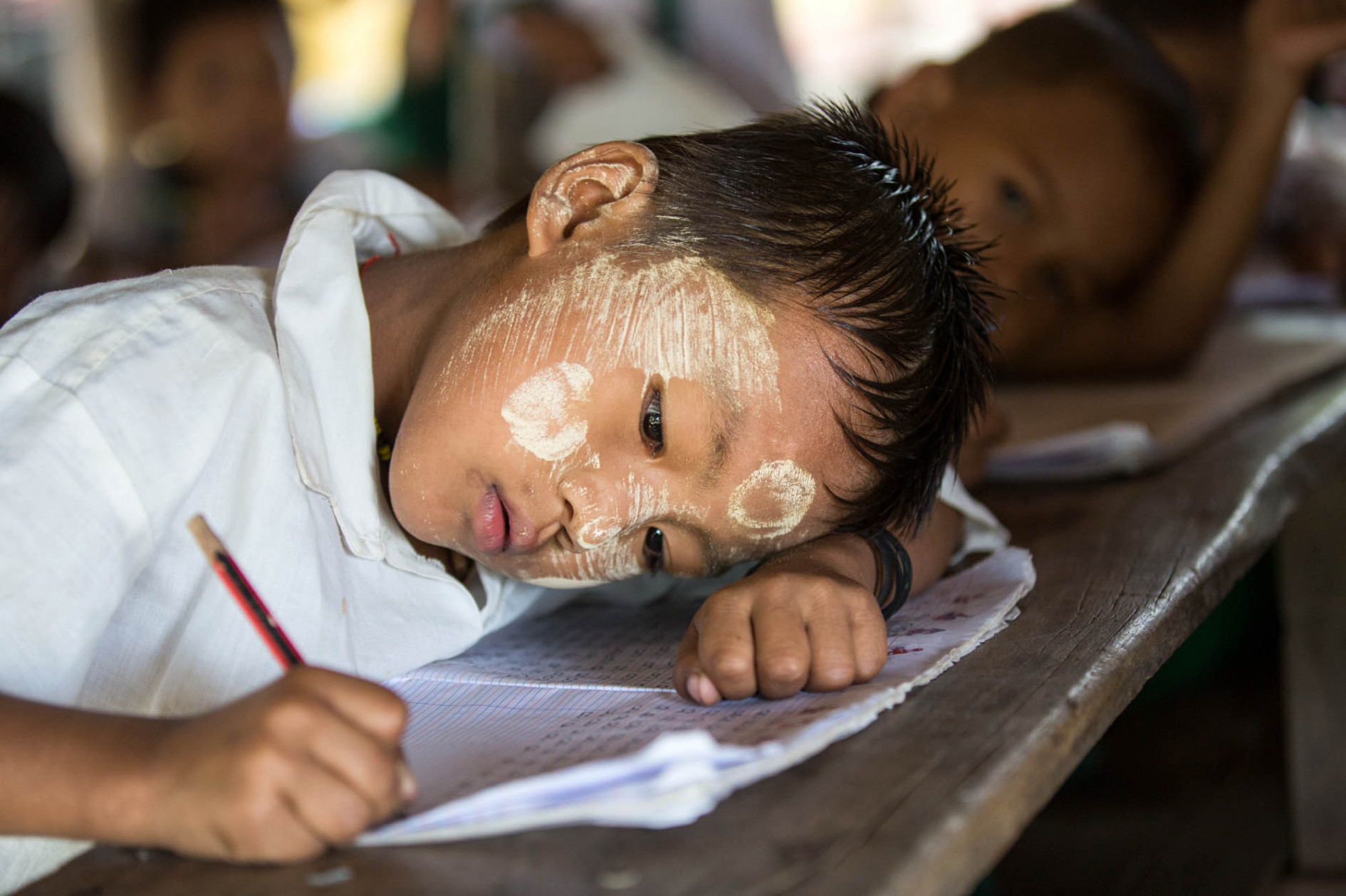Burma/Myanmar: Education and practical skills