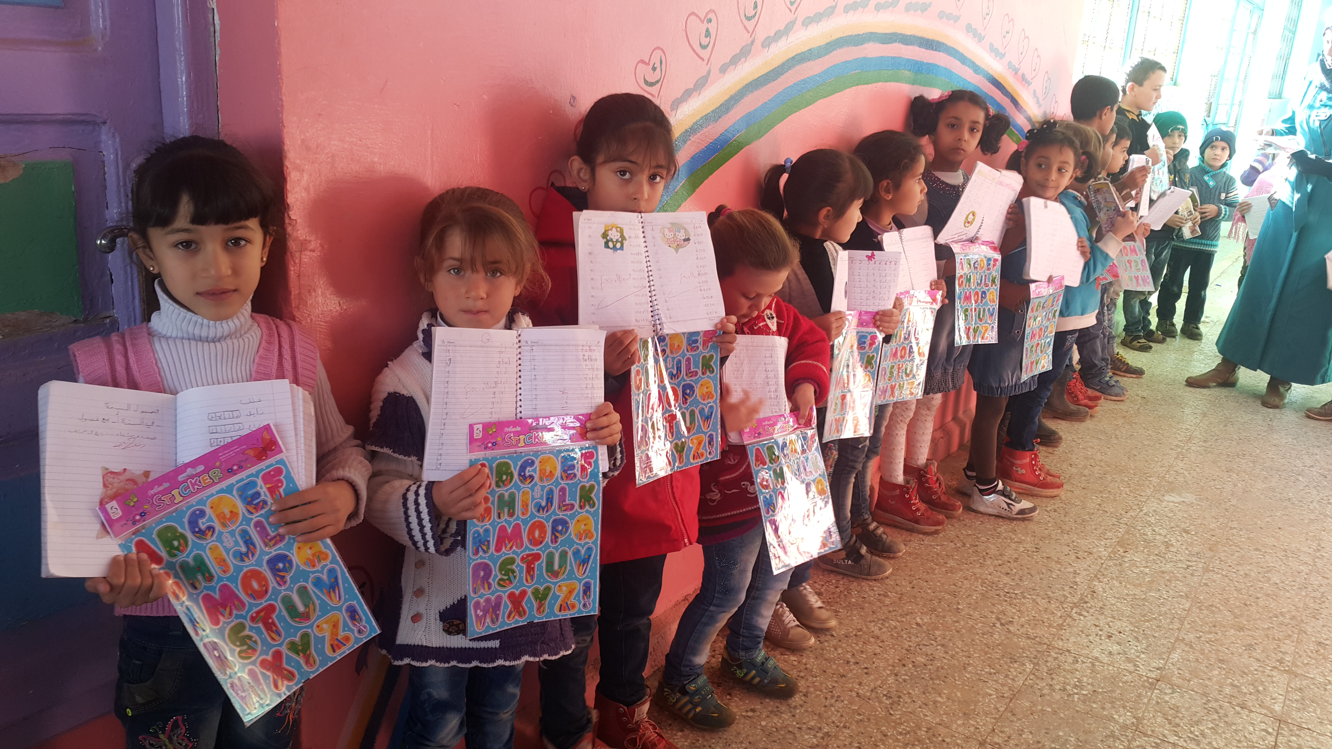 United Nations International Day Of Innocent Children Victims Of Aggression Education For Nolostgeneration In Syria
